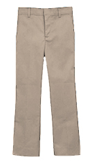 SFX Boys Flat Front Pants