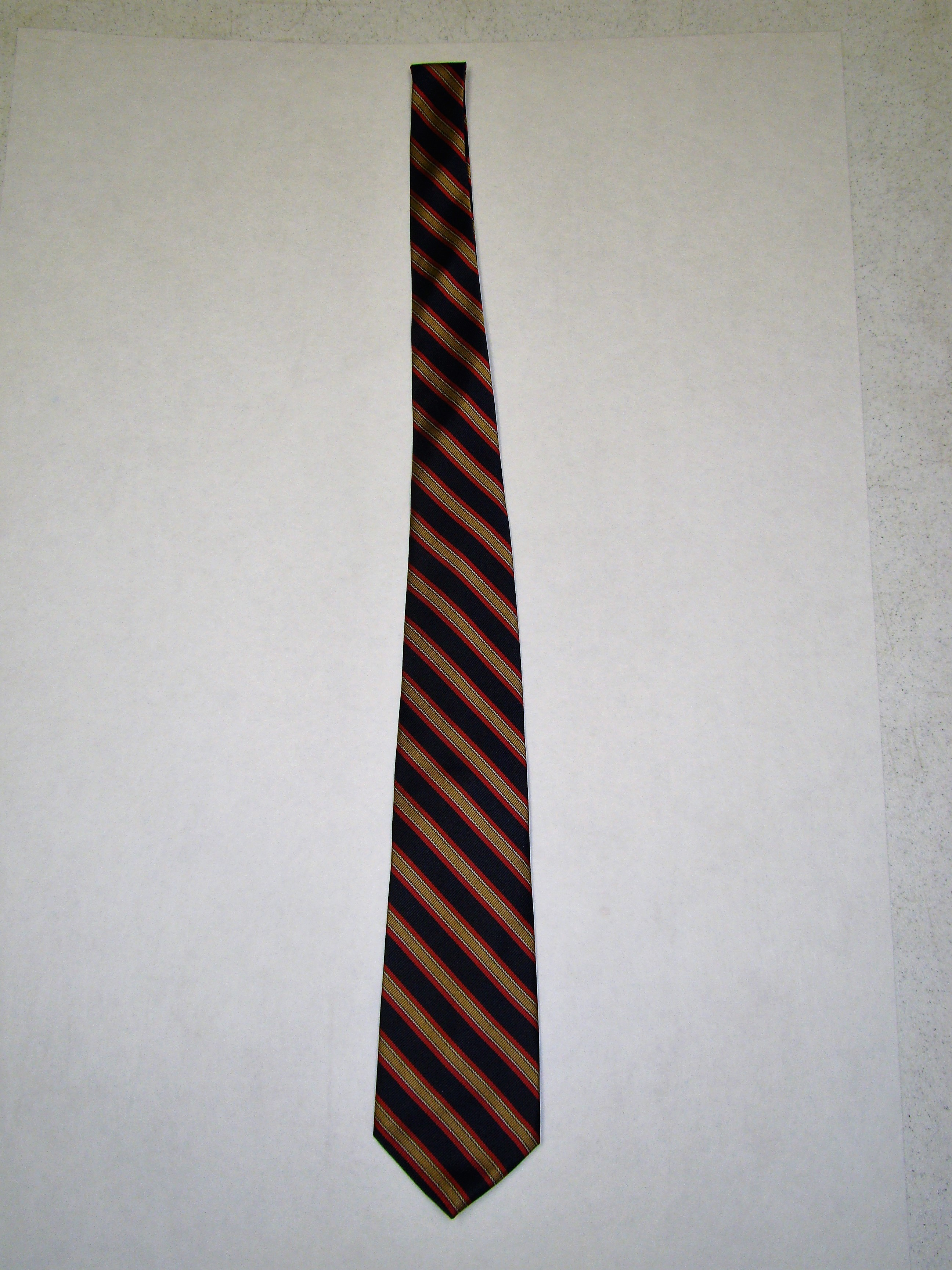 RPA Boys Stripe Tie 6th-8th