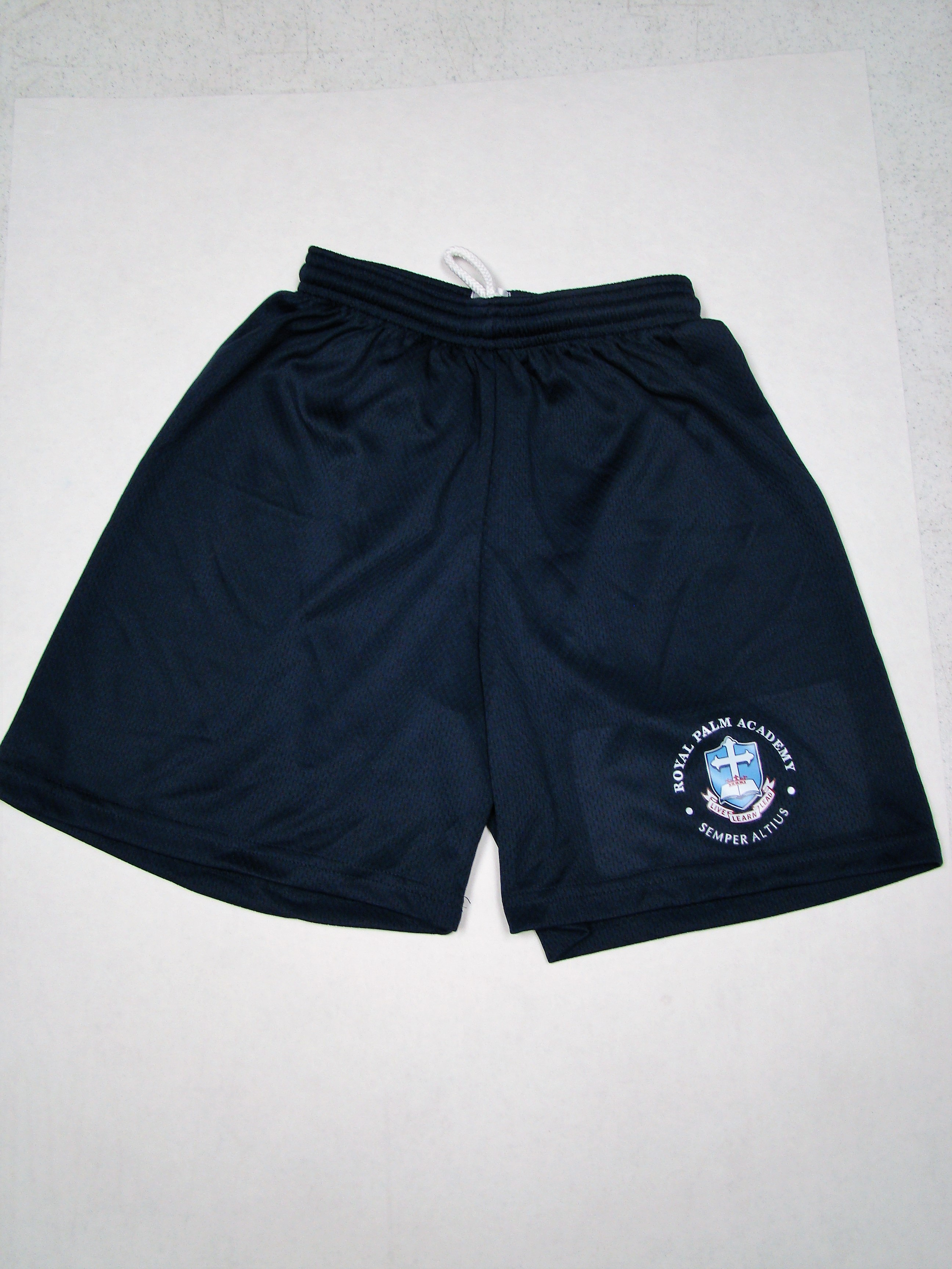 RPA Mesh PE Short with Logo