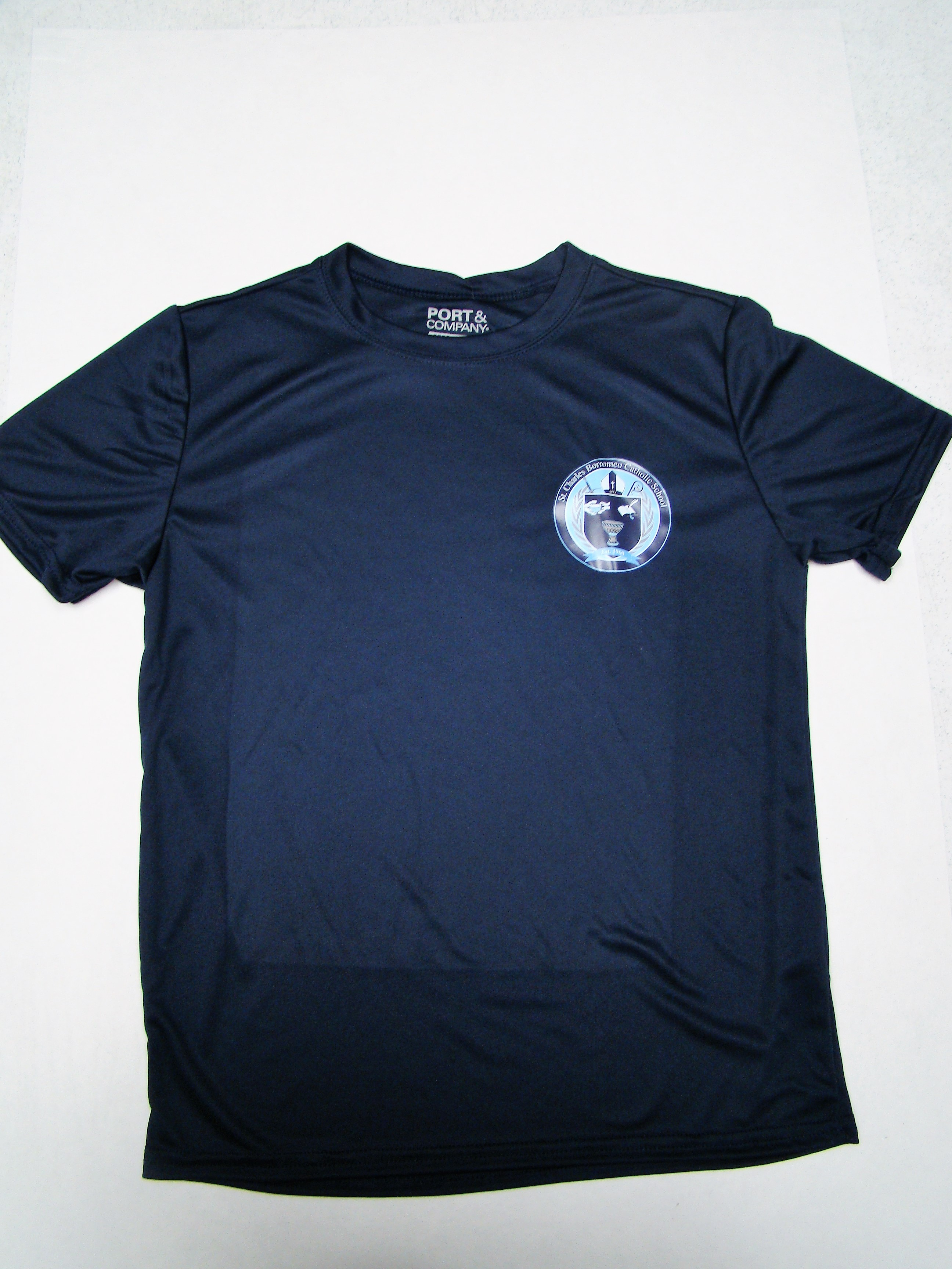 St Charles Dri Fit PE Shirt
