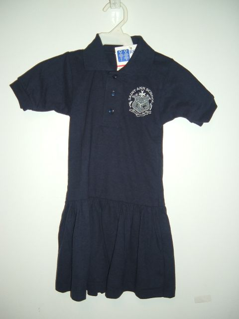 St. Ann Polo Dress