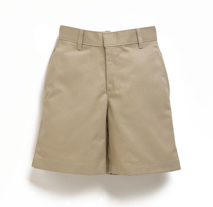 St Elizabeth Seton Boys Flat Front Short (6th-8th ONLY)