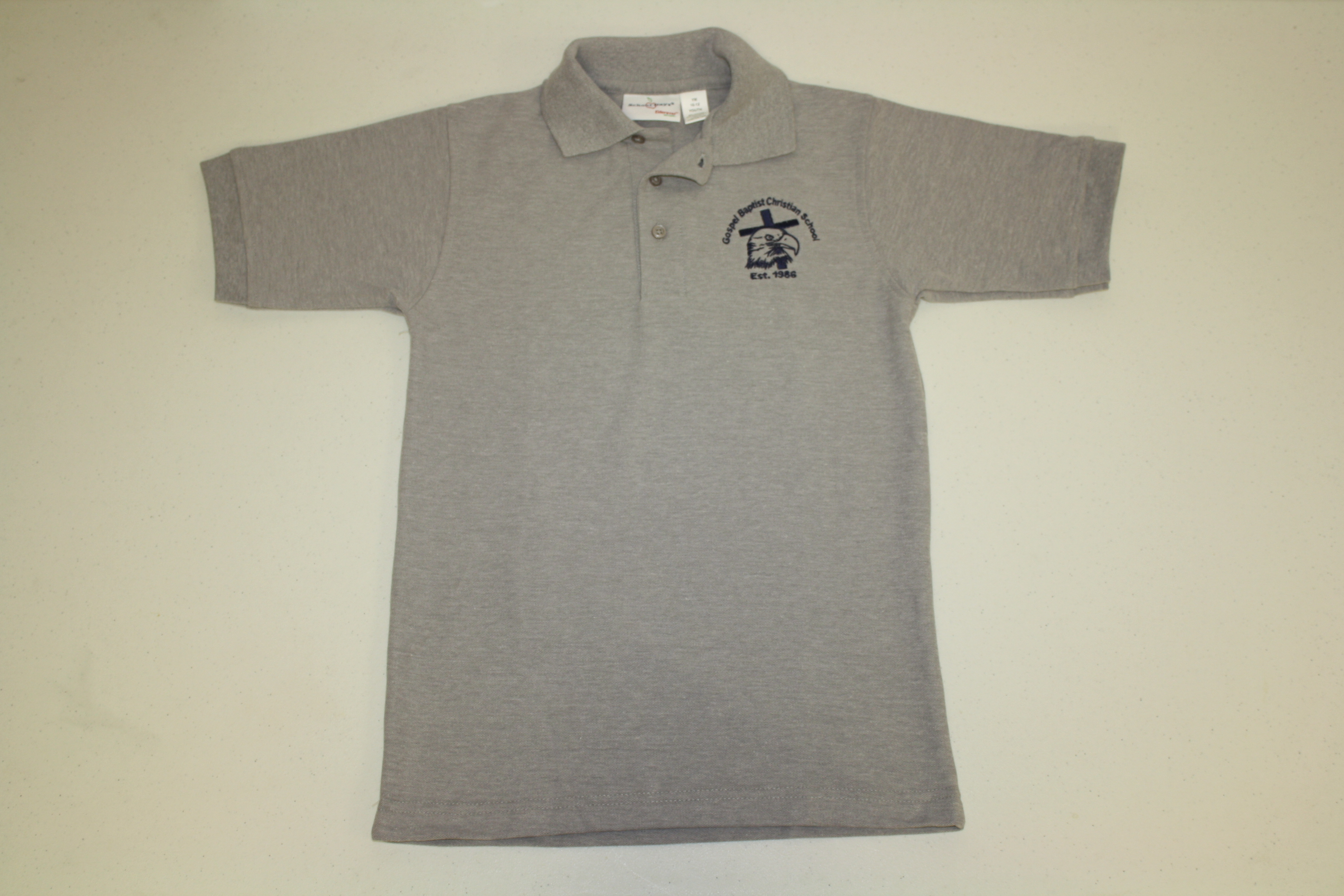 Gospel Baptist Adult Polo K-6th