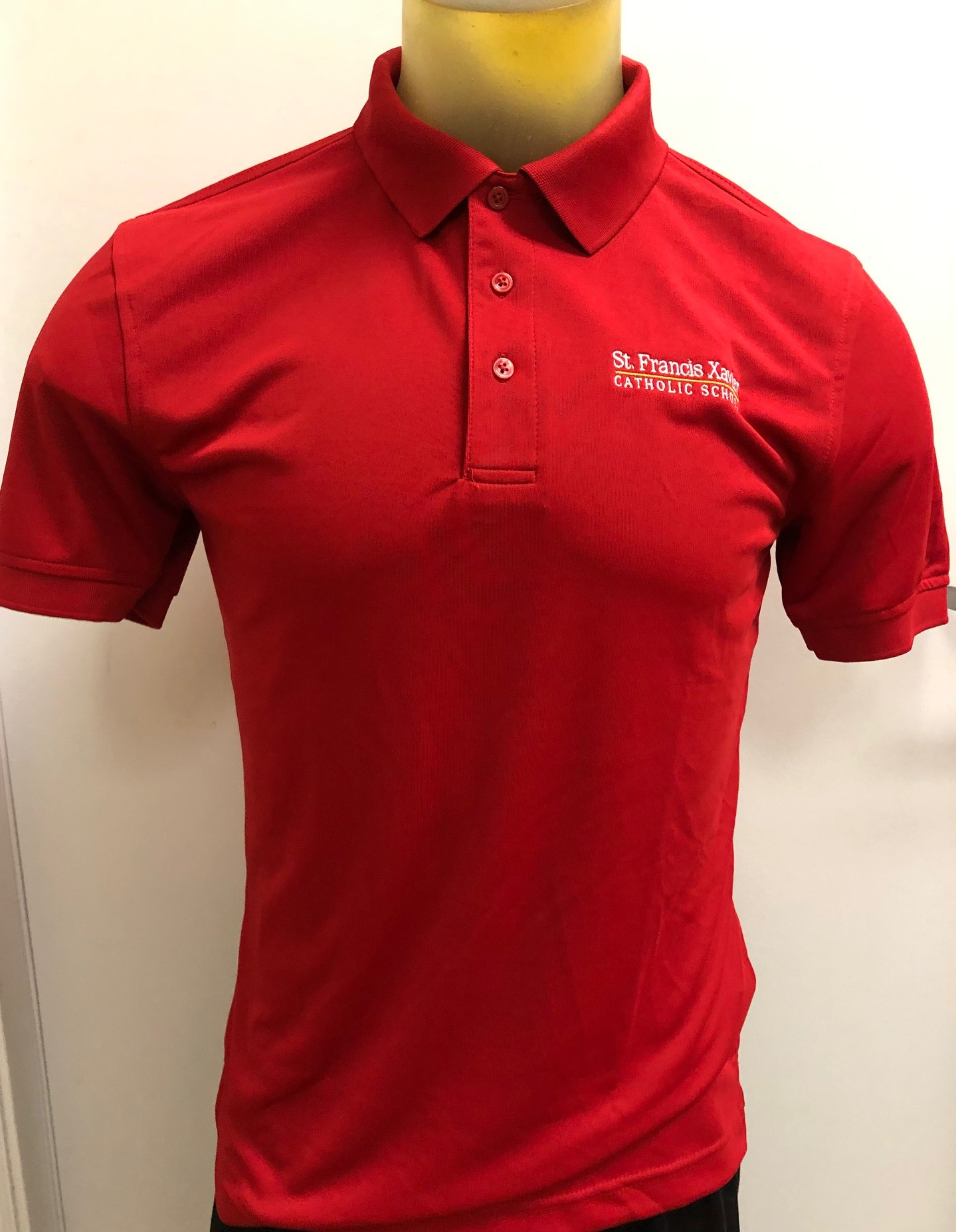 St Francis Dri Fit Polo