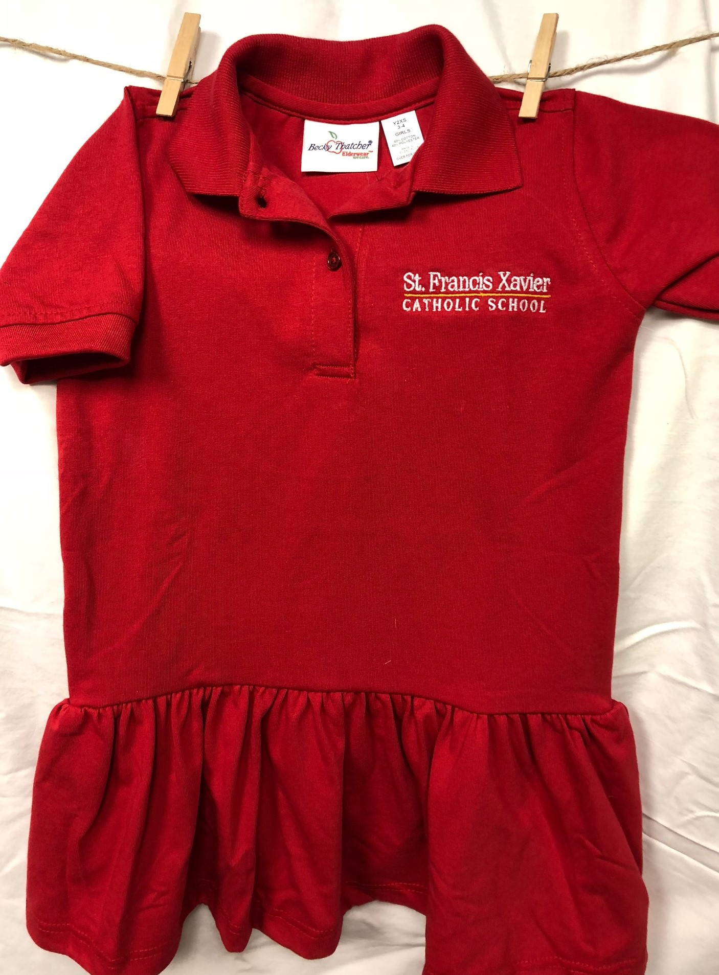 St Francis Polo Dress