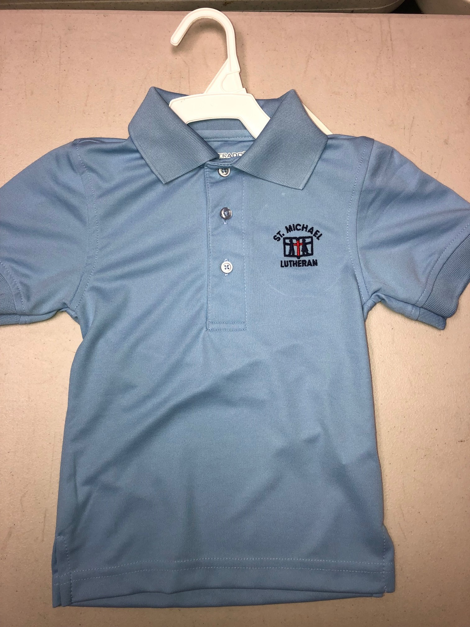 SMLS DRI FIT POLO