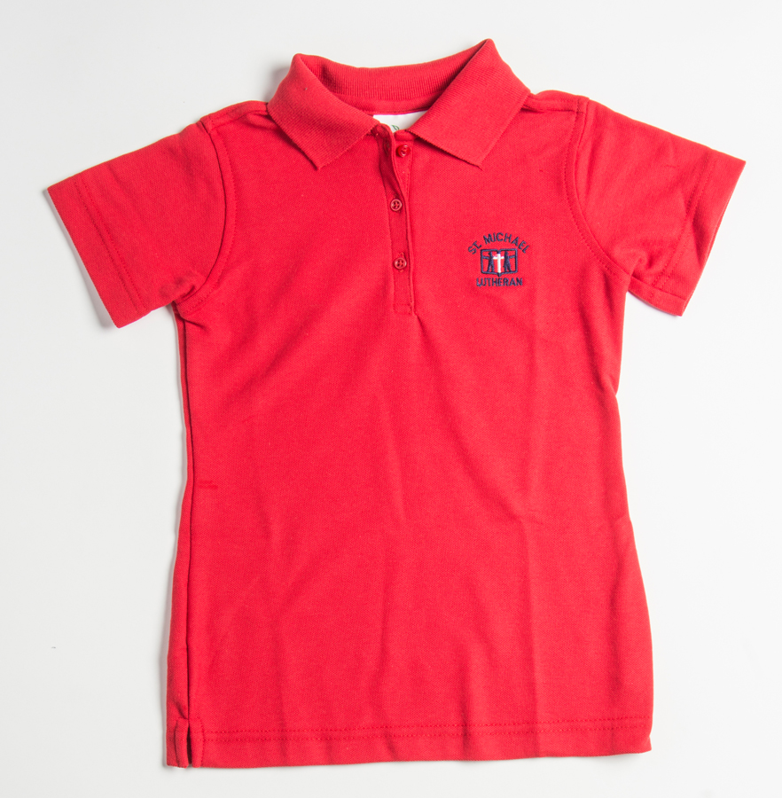 SMLS Girls Polo