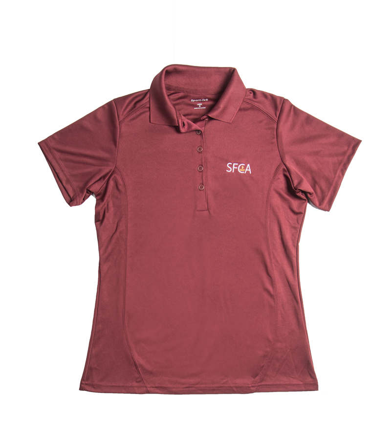 SFCA Dri Fit Men's Polo's 6th-12th