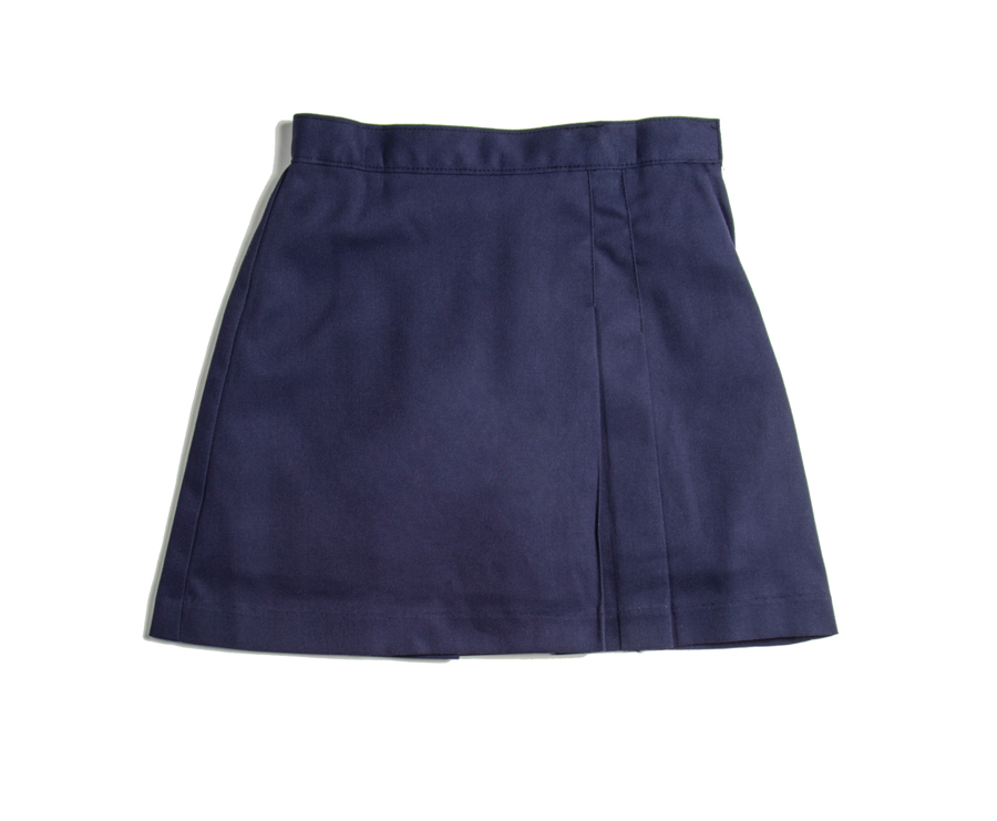 SFCA Double Flap Skort Half sizes K-5