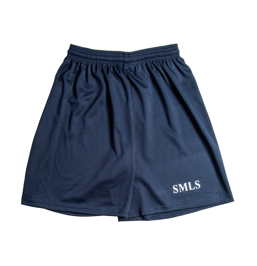 SMLS PE Youth Shorts 6-8th