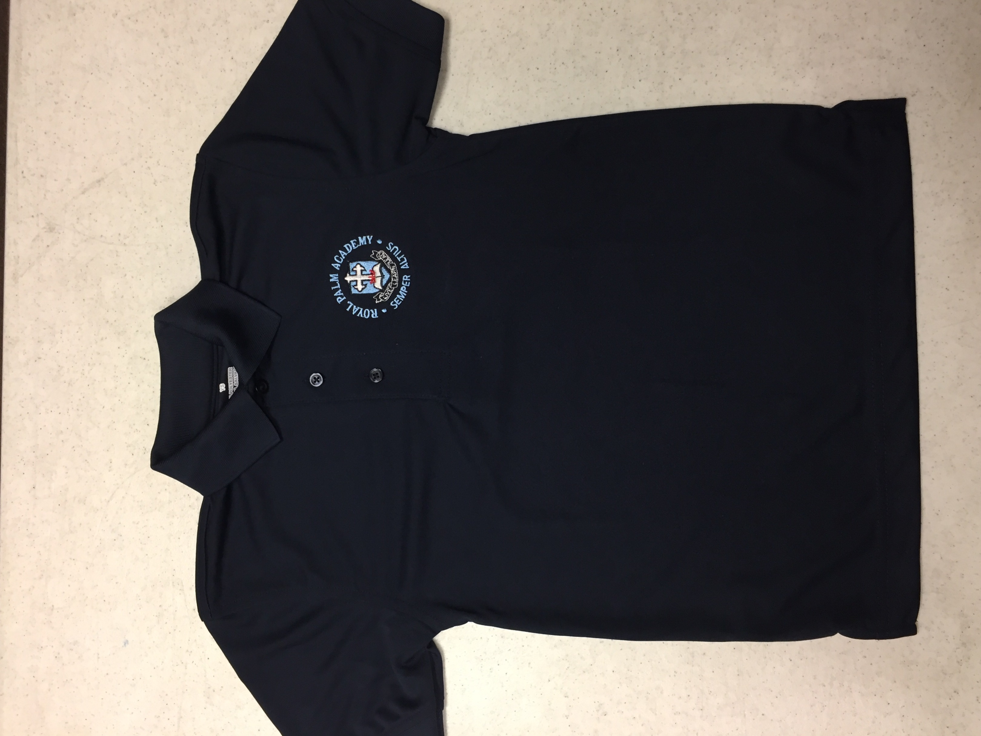 RPA Dri Fit Polo with Logo